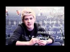 Niall Horan Facts