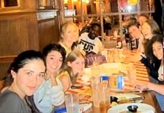 Left row front to back, Isabelle Fuhrman, Dakota Hood, Willow Shields, Leven Rambin, Dayo Okeniyi  Right row front to back, Amandla Stenberg, Jackie Emerson, Jack Quaid, Alexander Ludwig :3