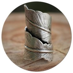 Silver Plated Statement Ring-Unique Ring-Wrap Wrapped Ring-Stackable Stacking Ring-Long Boho Ring-Adjustable Women Ring-Vintage Style Ring NICKEL FREE: Vintage style boho large ring contains non of any allergic substance. The raw material of unique wrap/wrapped ring is bronze and 7 Big Rings, Rings For Men, Silver Bracelets, Silver Rings, Hippie Rings, Vintage Style Rings, Hand Bracelet, Leaf Ring, Unique Rings