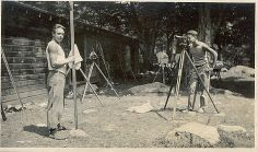 Surveying Out in the back - Land Surveyors United