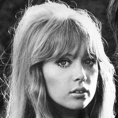 Pattie Boyd. Musa de George Harrison y Eric Clapton.