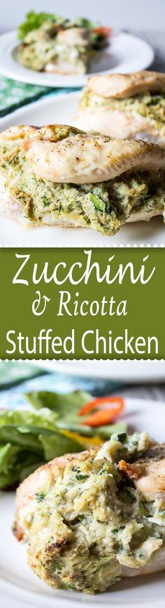 Pin by Fern Miller on Recipes to Cook | Pinterest | Stuffed chicken ...
