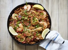 Authentic Spanish Paella Recipe - Genius Kitchensparklesparkle