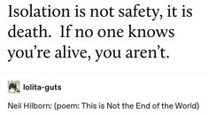 If your identity dies, and your presence dies, then physically dying is easy. Poem Quotes, Best Quotes, Life Quotes, Qoutes, Infp, Pretty Words, Beautiful Words, Writing Inspiration, Writing Prompts
