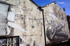 #phlegm #graffitiart #urbanartonline #freewalls #graffitistreetart #urbanart #streetart #art #graffiti