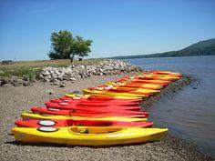 Get a kayak!
