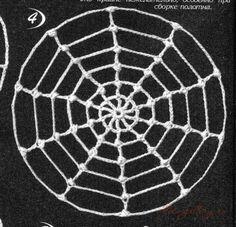 Gallery.ru / Foto # 5 - hilo de araña - Alleta
