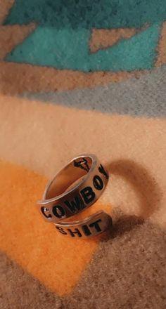 Cute Jewelry, Jewelry Rings, Jewelery, Jewelry Accessories, Cowgirl Jewelry, Western Jewelry, Country Jewelry, Country Rings, Chica Chevy