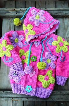 Detské oblečenie - Sveter  - 1368157