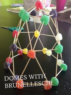 Jump into the Renaissance with this engaging dome building activity with Brunelleschi. Did you know that he created some of the first harnesses and safety regulations for his workers? Learn more through hands-on activities and informational texts.