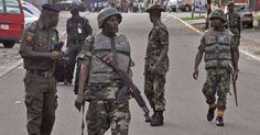 Panic and confusion enveloped Ijebu  Ode Ogun State on Friday evening two soldiers suspected to have come from Sappers Barrack Ilese  Ijebu attacked some traders at the Idobi market over an alleged ill treatment of their friend by a trader. The two soldiers were said to have beaten thoroughly those they caught and gravely stabbed two persons in the process while others sustained injuries in an ensuing stampede and commotion. A witness told The Nation that the fight sent panic reactions in…