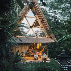 Dream house in Bali @hideoutbali  photo by @sashajuliard by awesome.pix