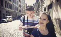 Zakochani turyści.  #couple #love #boyfriend #girlfriend #cute #happy #relationship #boy #girl #smile #forever #together #sweet #perfect #bf #polishgirl #polishboy #holiday #tourist #travel #vacation #tourism #sightseeing #traveling #instatravel #firenze #florence #italy #italia #tuscany by uneexpecteed