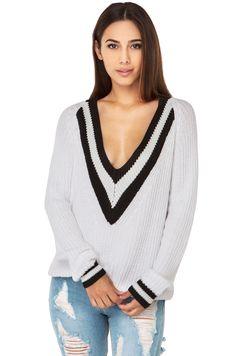 SIX CRISP DAYS $69 sweater available on shopakira.com