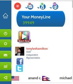 Tony Lee Hamilton Internet Affiliate Marketing Veteran Global MoneyLine