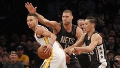 Golden State Warriors vs. Brooklyn Nets - 2/25/17 NBA Pick, Odds, and Prediction