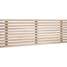 Tuki Sengegavl | Køb online | IDEmøbler Diy Interior, Bed Design, Pantone, Design Inspiration, Design Ideas, Wood, Furniture, Master Bedroom, Feature Walls