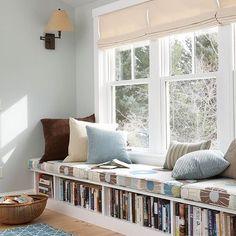 Para relaxar e aproveitar a leitura  #decor #livros #decoração #organização #organizesemfrescuras