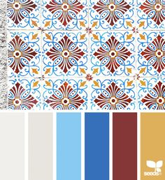 Color Tiled | Design Seeds
