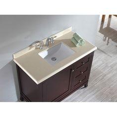 "Found it at Wayfair - Estivale 42"" Single Bathroom Vanity Set"