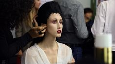 f7cd508f5cc80 Backstage at Jean Paul Gaultier  JPGaultier is now live on  ellecroatia  http