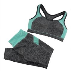 Women Sport Yoga Sets for Running Gym