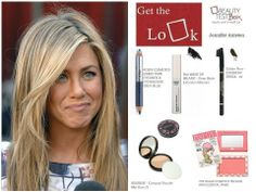 Θες το look της Jennifer Aniston; Τα προιόντα που σου προτείνουμε είναι Eyelashes: www.beautytestbox... Eyes: www.beautytestbox... Eyebrow: www.beautytestbox... Cheeks+Eyes: www.beautytestbox... Face: www.beautytestbox...