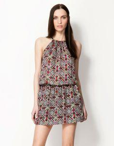 Vestidos de Algodón de Moda - Para Más Información Ingresa en: http://vestidosdenoviasencillos.com/2014/01/29/vestidos-de-algodon-de-moda/