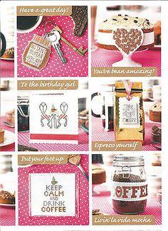 50 Coffee Gift Ideas CHART