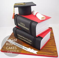 Concordia Civil Engineering Graduation cake