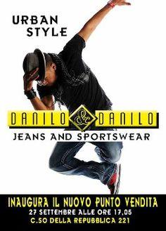 Vetrina online Danilo & Danilo jeans and sportswear  inaugurazione nuovo punto vendita c.so della repubblica 221 00049 Velletri rm Jeans, Denim Pants, Denim Jeans