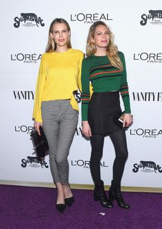 Sara Foster and Erin Foster