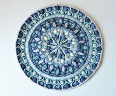 Guide per l'uncinetto - Mandala crochet pattern - un prodotto unico di Makachezga su DaWanda