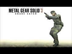 Metal Gear Solid 3 - Snake Eater - Complete Soundtrack - YouTube