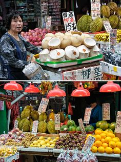 Durian, durian, everywhere...
