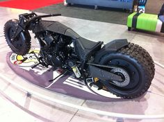 tricked out motorcycles | ... ranged from classic Harley customs to tricked out Hayabusa's