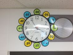 second grade classroom--great idea!