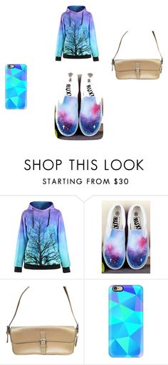 """""""colorful time"""" by awesome10-morgan ❤ liked on Polyvore featuring Coach and Casetify"""