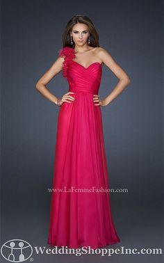 Order a La Femme 17635 Prom Dress at The Wedding Shoppe today
