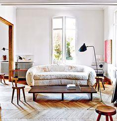 a collector's dream home in barcelona. / sfgirlbybay