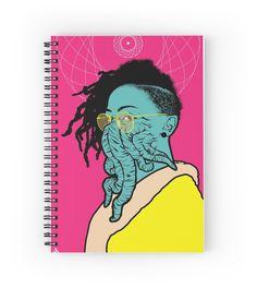 Digital Printing on notebooks <3