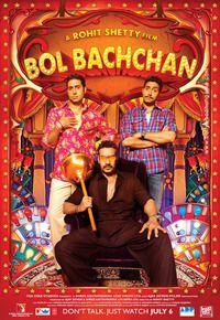 Bol Bachchan (2012) Watch Online / Download - DVD SCR Rip Bol Bachchan DVD SCR Watch Online dvd scr movie Bol Bachchan (2012) Hindi Movie Cam Rip Watch Online Download Screener DVD Rip High Quality ...