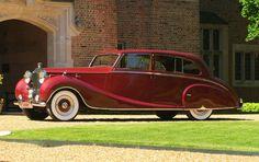 1952 Rolls-Royce Phantom IV Sedanca de Ville
