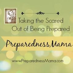 Emergency preparedness for autistic children www.preparednessmama.com Taking the Scared Out of Being Prepared