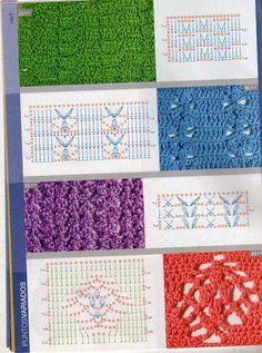 Guía Práctica de puntos N0. 5 - Revistas de crochet y tejidos gratis