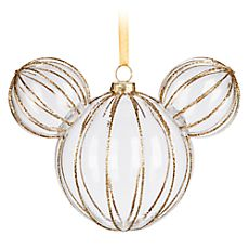 Christmas Ornaments & Holiday Ornaments | Disney Store