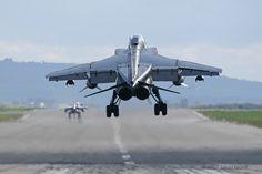 XX835 EX Jaguar T4 6 Squadron by Sonic Images