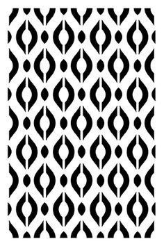 Geometric stencil pearls 10 x 15 cm - stencil background beads - Stencil geometric - 15020044 Art Deco Wall Art, Black And White Art Drawing, Curtains Vector, Geometric Stencil, Cnc Cutting Design, Print Patterns, Textures Patterns, Advanced Embroidery, Geometry Pattern