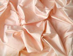 Color Durazno - Peach!!! Silk