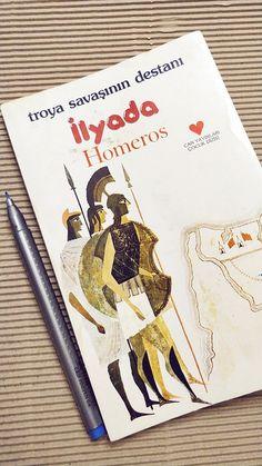 #homeros #ilyada #can_yayinlari